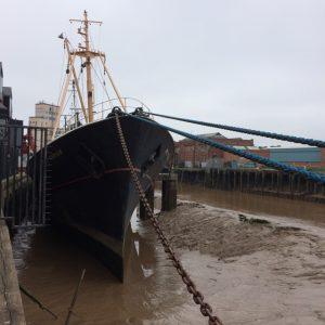 Hull trawler