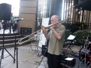 trombone poetry/thames festival